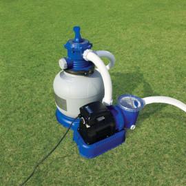 Intex pompa filtro sabbia 10 mc