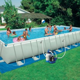 Piscina Intex ultra frame