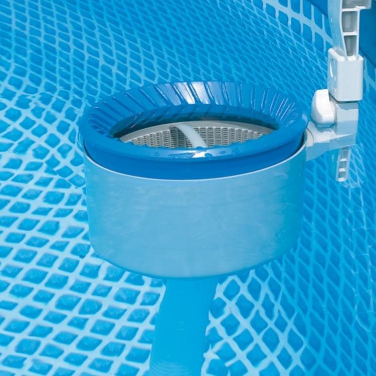 58949 skimmer deluxe intex offerte piscine interrate. Black Bedroom Furniture Sets. Home Design Ideas