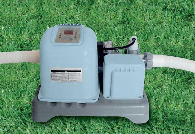 54602 generatore di cloro intex offerte piscine - Offerte cloro per piscine ...