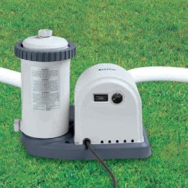 Pompa filtro intex flusso acqua