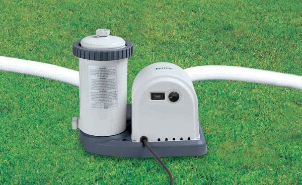 56636 pompa filtro intex flusso d 39 acqua l h offerte piscine interrate - Pompa piscina intex ...