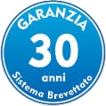 30 anni di garanzia