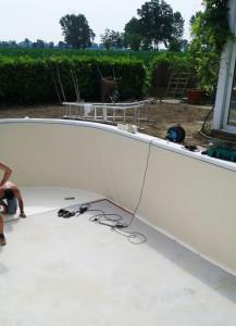 Ristrutturazione piscine interrate