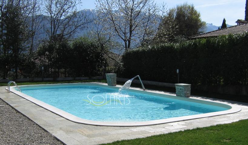 piscine interrate alcune installazioni offerte piscine