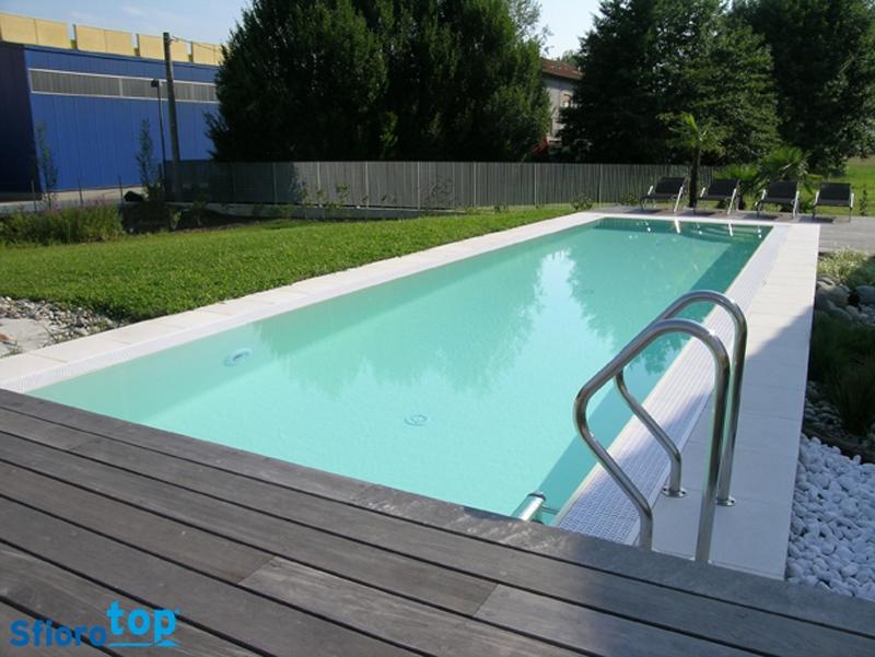 Piscine interrate alcune installazioni offerte piscine for Offerte piscine fuori terra