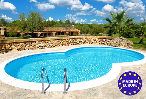 Promozione euro tutto incluso piscine interrate for Piscina fuori terra 4x8 prezzo